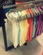 mgiełki koszule bluzki bershka
