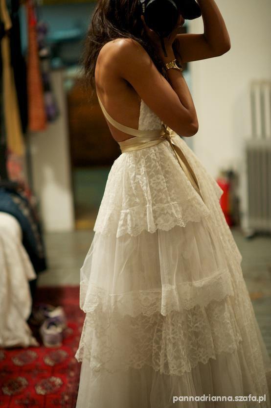 Eleganckie sukienka maxi