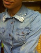 Koszula jeans DIY