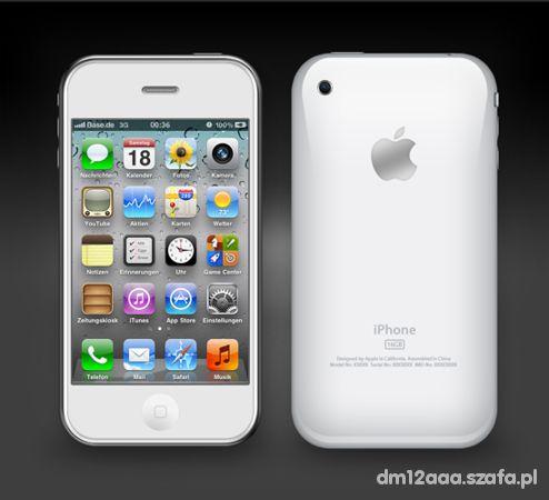 Pozostałe IPHONE 3g 16gb