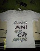 Bluzka Armani z aplikacją