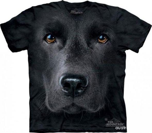 Koszulka The Mountain labrador