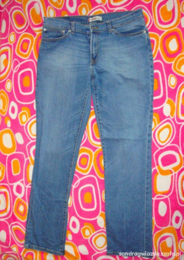 spodnie firmy Levis 10528 straight w Spodnie Szafa.pl