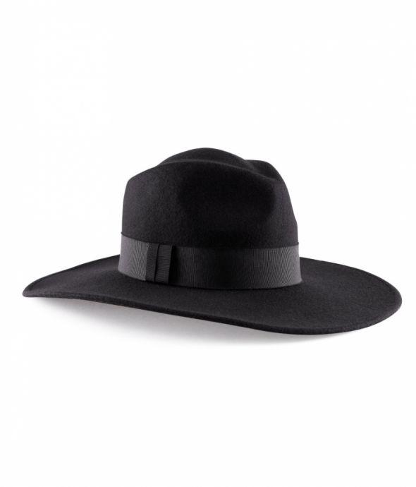 wełniany kapelusz hm