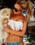 Frędzelkowe bikini