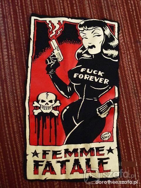 Pozostałe Femme Fatale