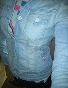 kurteczka jasny jeans...