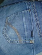 jeansy spodnie ONLY limitless denim 38 40 W31 L34...