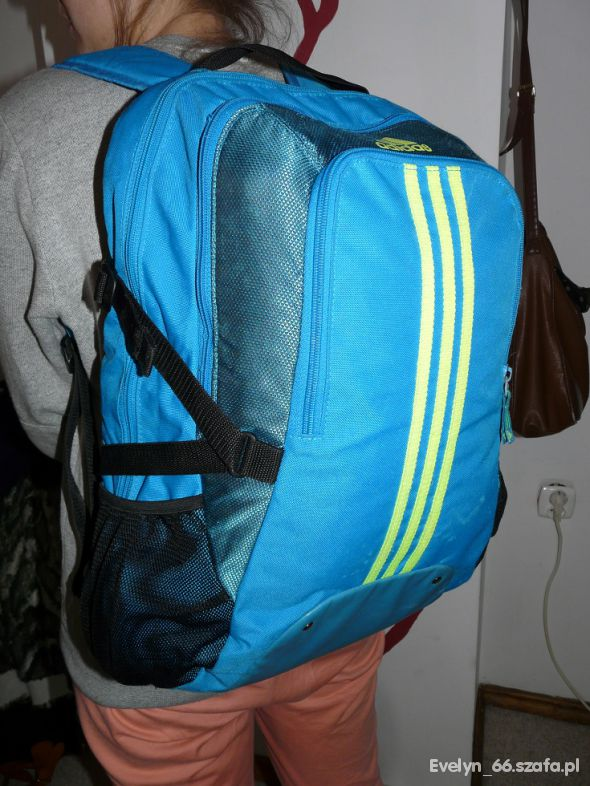 674b4ead15de1 plecak ADIDAS niebieski duży w Plecaki - Szafa.pl
