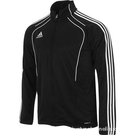 Zjednoczone Królestwo największa zniżka ekskluzywne buty Bluza treningowa ADIDAS Condi rozpinana czarna L w Bluzy ...