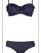Kostium strój kapięlowy Cubus pin up groszki 36