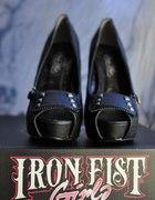 Iron fist...