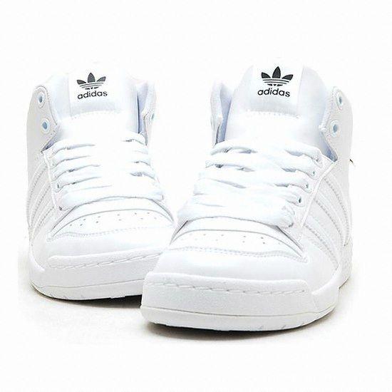 sports shoes 06940 a8f63 adidas białe buty