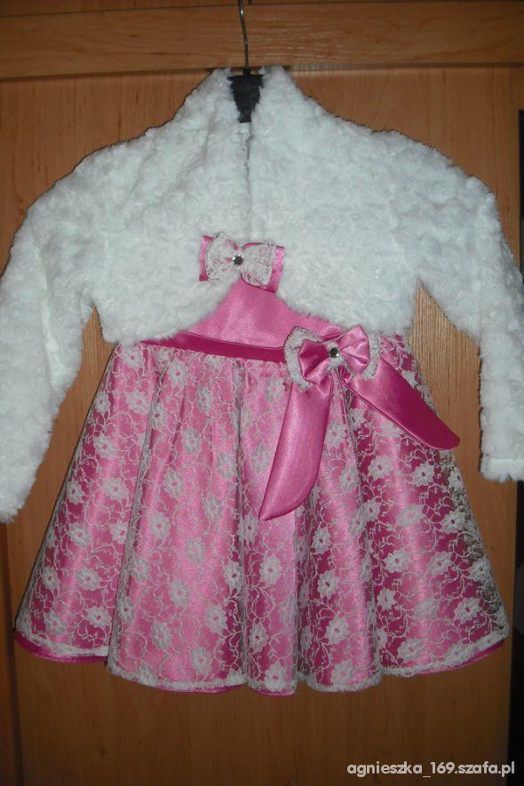 Eleganckie Sukienka mojej córci