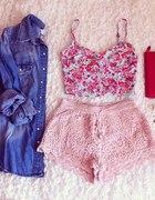 idealny strój na lato...