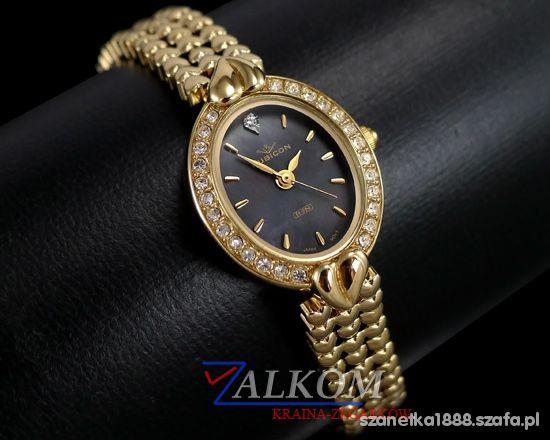Zegarki Mój śliczny złoty RUBICON