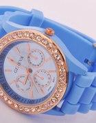 Zegarek silikonowy Jelly watch GENEVA