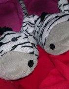 Kapcie zebry