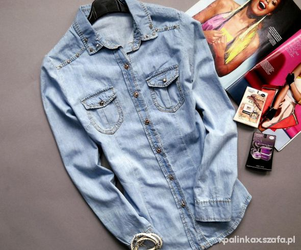 Pilne jeansowa S lub XS