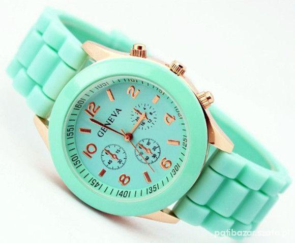 Zegarek geneva jelly watch