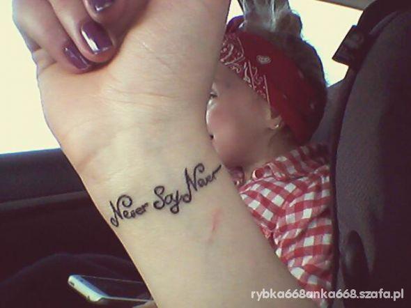 Mój styl tatuażyk