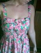 Sukienka floral atmo