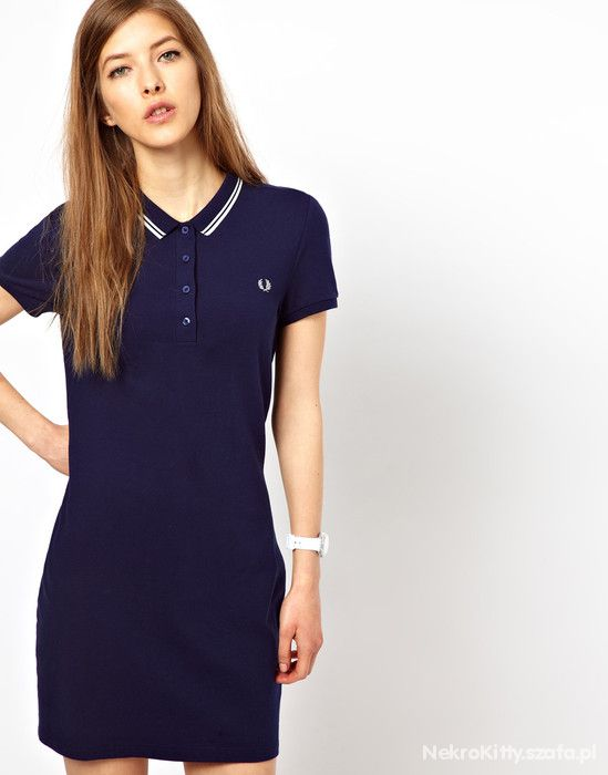 Sukienka Fred Perry...