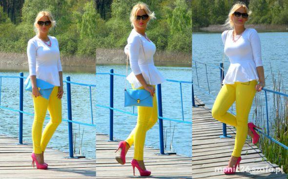 Eleganckie Kolorowo