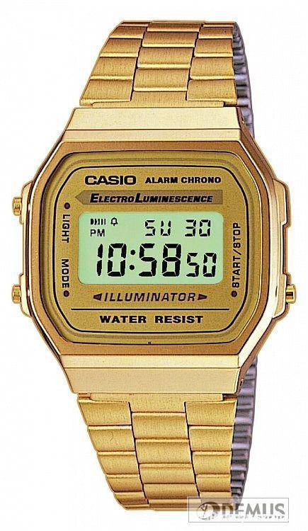 Złoty zegarek...