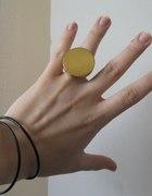 DIY button ring...