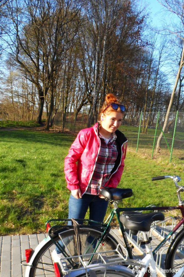 Sportowe Na rower cz2
