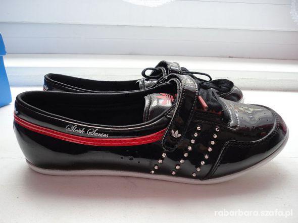 online store eea46 5bdec Balerinki Buty Adidas damskie Concord Round Originals 38