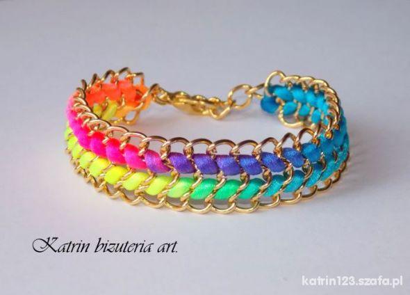 złota multicolor