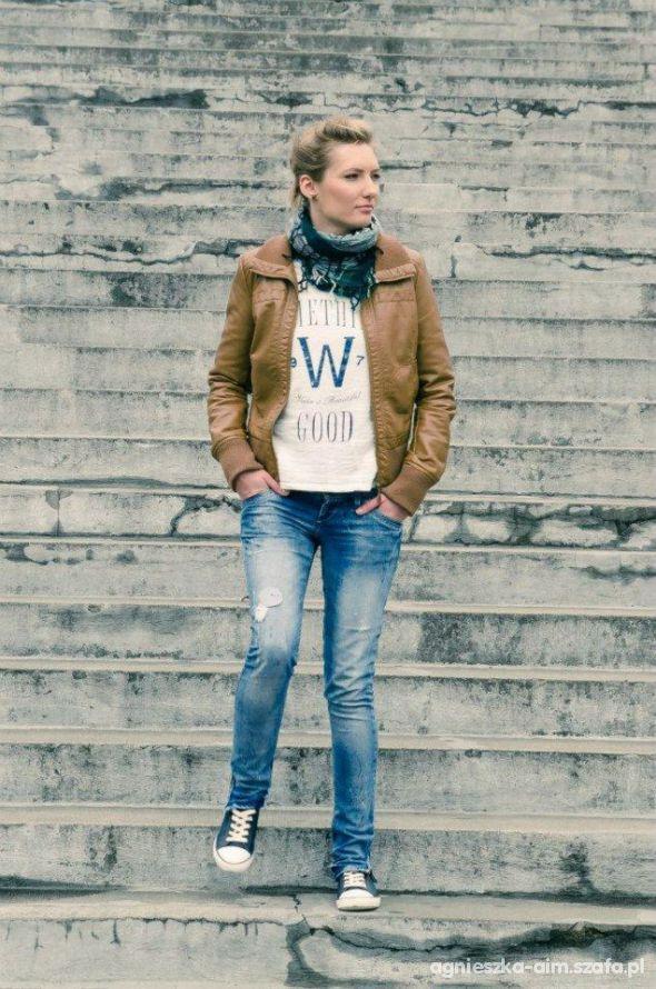 Mój styl spacer po Paryżu