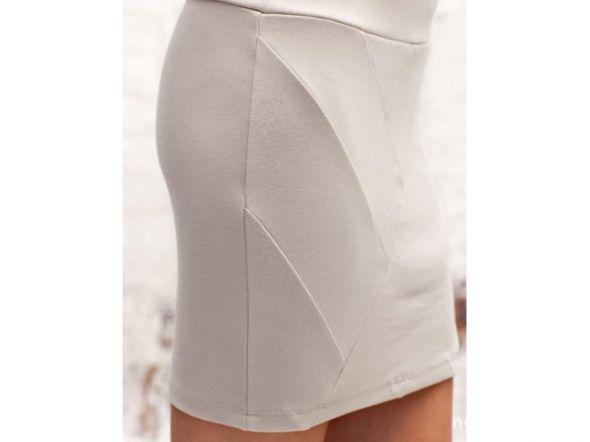 Spódnice spódniczka bandażowa stradivarius