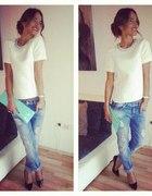 jeansowa elegancja