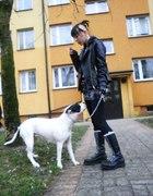 Spacer z psem...