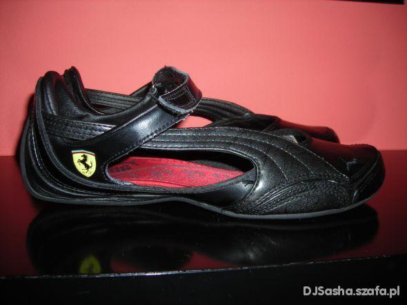 614aa955 Puma Ferrari w Balerinki - Szafa.pl