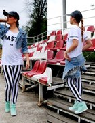 stripes & sneakers
