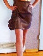 Złota sukienka unikatowa i oryginalna