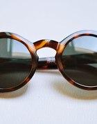 Okulary okrągłe lennonki H&M