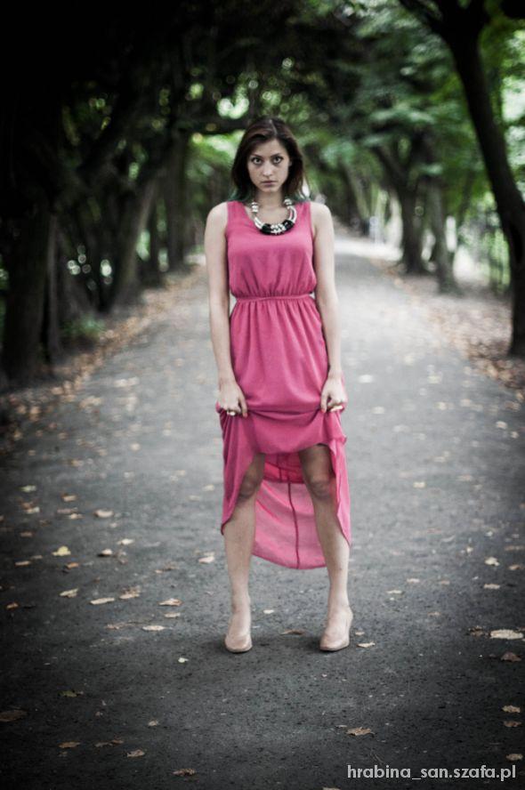 Romantyczne pink