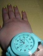 Zegarek miętowy...