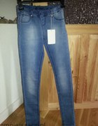 legginsy jeans