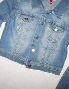 Divided H M Kurtka jeans katana bolerko 34 36 S