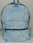 marmurkowy plecak A4