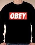 bluza obey czarna