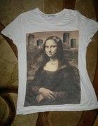 Bluzka SH z Motywem Mona Lisa