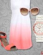 Sukienka i dodatki sOliver