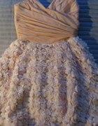 ASOS ROSE przepiękna sukienka 3436